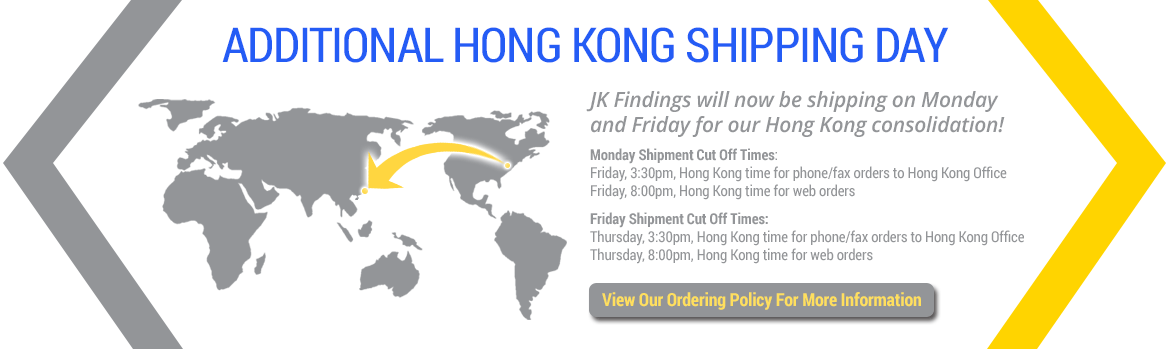 Additional Hong Kong Shipping Day