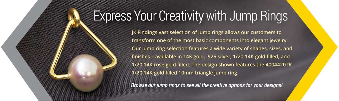 Express Your Creativity with Jump Rings